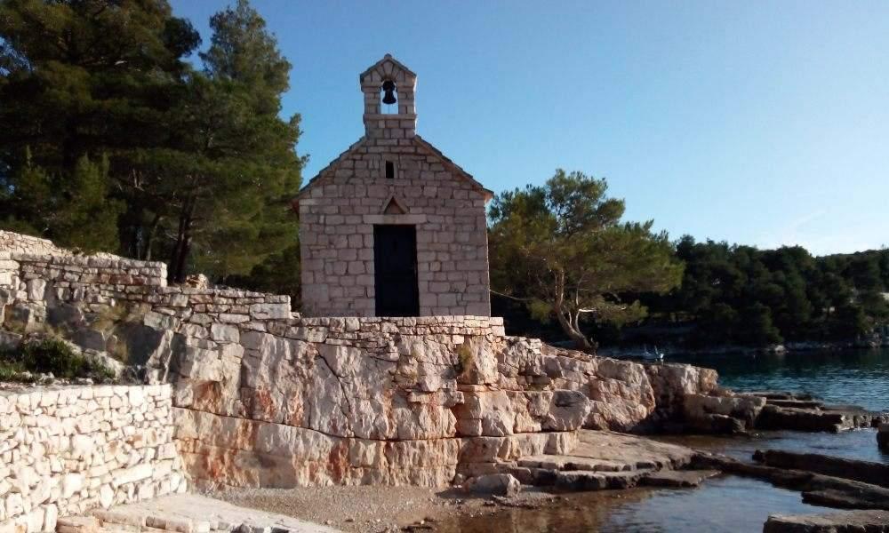 milna crkvica osibova